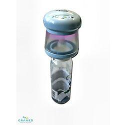 Sterylizator UV do dezynfekcji smoczków dla dzieci. z kategorii Pieluchomajtki
