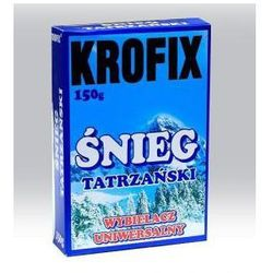 Wybielacz uniwersalny Krofix - 150 g / śnieg tatrzański