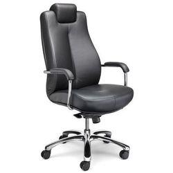 Krzesło obrotowe dla operatora,biurowe krzesło obrotowe, miękka skóra marki Unbekannt