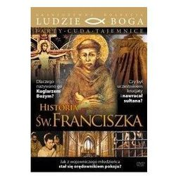 Historia św. franciszka + film dvd - historia św. franciszka + film dvd, marki Praca zbiorowa