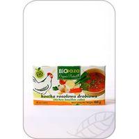 Kostka rosołowa drobiowa 66g - Bio Oaza