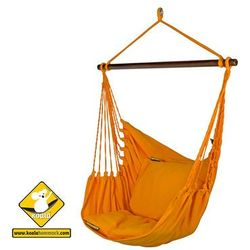 Fotel hamakowy szeroki, Bird of Paradise Orange HC10