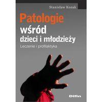 Podręcznik DIFIN Patologie wśród dzieci i młodzieży (264 str.)