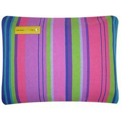 Poduszka hamakowa duża, niebiesko-różowy HP