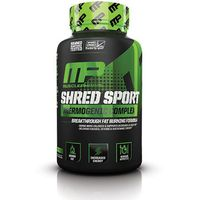 MUSCLE PHARM Shred Sport- 60caps.