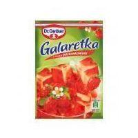 Galaretka o smaku poziomkowym 77 g Dr. Oetker (5900437034720)
