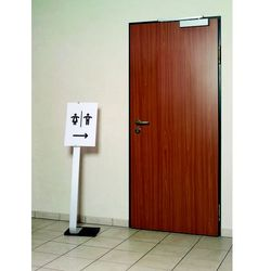 Durable Stojak info sign stand a3 tablica informacyjna a3,