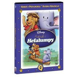 Kubuś i hefalumpy (DVD) z kategorii Pakiety filmowe
