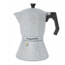 Konighoffer Kawiarka kafetierka zaparzacz do kawy grey stone 150ml