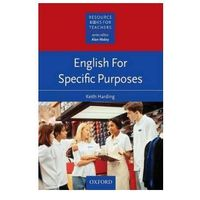English for Specific Purposes (184 str.)