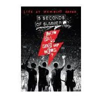 How Did We End Up Here? 5 Seconds Of Summer Live At Wembley Arena (DVD)