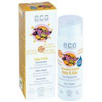 ECO Cosmetics – Krem na słońce faktor SPF50 dla dzieci i niemowląt 50ml