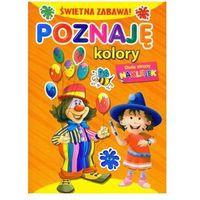 Świetna zabawa! Poznaję kolory Czeczot Krzysztof (16 str.)