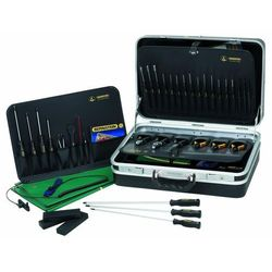 Bernstein Walizka narzędziowa  6900, 32 narzędzia, (dxsxw) 460 x 310 x 165 mm