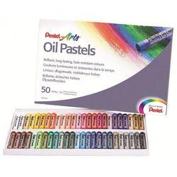 Pastele olejne Pentel 50 kolorów - sprawdź w Biurwa.pl