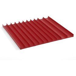 Zestaw niecek z tworzywa, do szuflad o wys. 50 mm, do szafy o szer. x gł. 1023x7