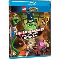 LEGO Liga Sprawiedliwości: Na ratunek Gotham. Blu-Ray