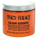TIGI BED HEAD COLOUR GODDESS MIRACLE TREAT, Maska wzmacnia kolor 580g