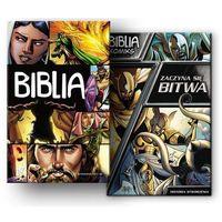 Biblia Komiks - Zaczyna się bitwa - M, WYDAWNICTWO M