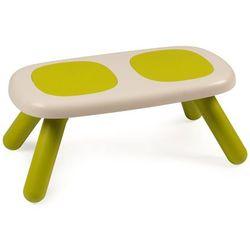 Smoby ławka dziecięca zielony