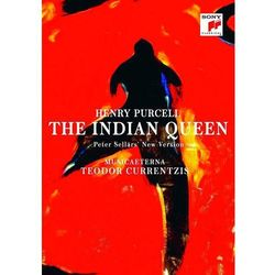 Purcell: The Indian Queen (DVD) - Teodor Currentzis, towar z kategorii: Musicale