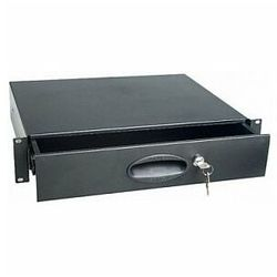 Proel adrk2cr uniwersalna szuflada ruchoma rack 2u (8032496000822)