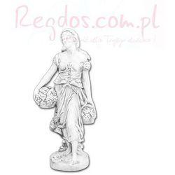 Figura ogrodowa betonowa Kobieta z koszykami owoców 153cm, kup u jednego z partnerów