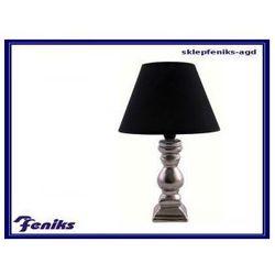 Feniks Lampka nocna hh0048 srebrna (5906948248243)