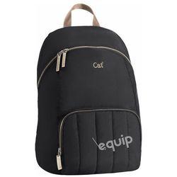 Plecak damski Caterpillar Haley Bag - czarny z kategorii Pozostałe plecaki