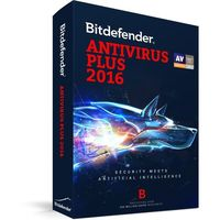 Bitdefender  antivirus plus 2015 - 3pc