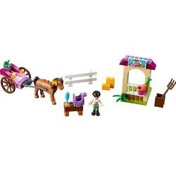 Lego Juniors Juniors, Przyczepa konna Stephanie 10726, klocki do zabawy