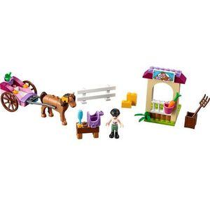 Lego JUNIORS Juniors, przyczepa konna stephanie 10726
