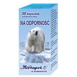 NA ODPORNOŚĆ 30 kapsułek Herbapol - kapsułki pozostałe leki i suplementy
