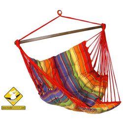 Fotel hamakowy szeroki z podstawką, Colorful HC-COMFY