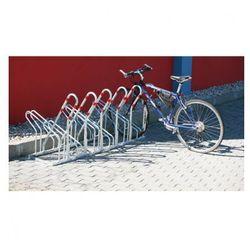 B2b partner Jednostronny stojak na rowery - 5 rowerów