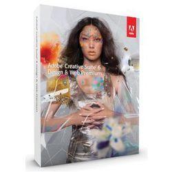 Adobe Creative Suite 6 Design & Web Premium PL Mac, kup u jednego z partnerów