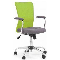 Fotel młodzieżowy Alwer - zielony
