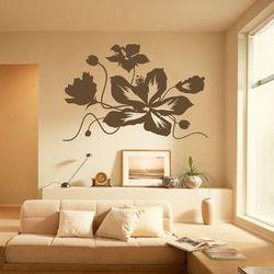 szablon malarski kwiaty 1197