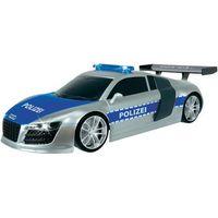 Samochód RC dla początkujących Dickie Toys Highway Patrol, 1:16, Elektryczny, 280 mm, RtR, Highway Patrol