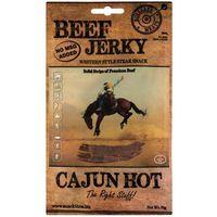 BULLSEYE MEATS 50g Beef Jerky Cajun Hot Suszona wołowina | DARMOWA DOSTAWA OD 150 ZŁ!, kup u jednego z partn