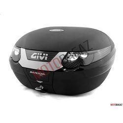 Kufer Givi E55NT Tech Maxia III (czarny, 55 litrów) (bagażnik motocyklowy)
