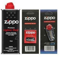 Zestaw eksploatacyjny, marki Zippo