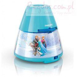 Lampka - projektor Frozen Kraina Lodu Philips
