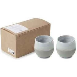 Revol Kubek porcelanowy no.w poj. 2x200 ml biały