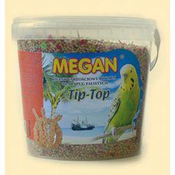 Megan  pokarm dla papużki falistej 3l