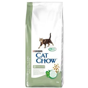 Purina cat chow special care sterilized 1,5kg - 1500