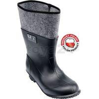 Toya Buty gumowo-filcowe rozmiar 43 / 72874 /  - zyskaj rabat 30 zł (5906083728747)