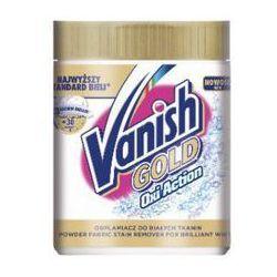 Odplamiacz Vanish Oxi Action Gold - 30 g / white - sprawdź w Sklep Internetowy A-T