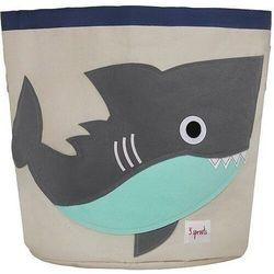 Pojemnik do przechowywania 3 sprouts rekin