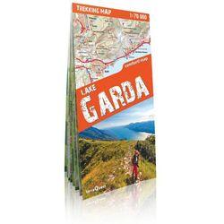 Lake Garda, 1:70 000, książka z ISBN: 9788361155522